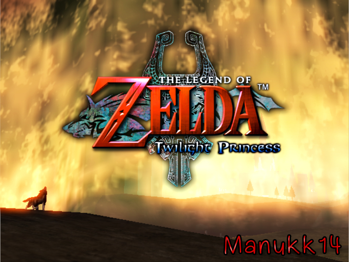 [Mi Subida] The Legend Of Zelda: Twilight Princess [GC] [MF]