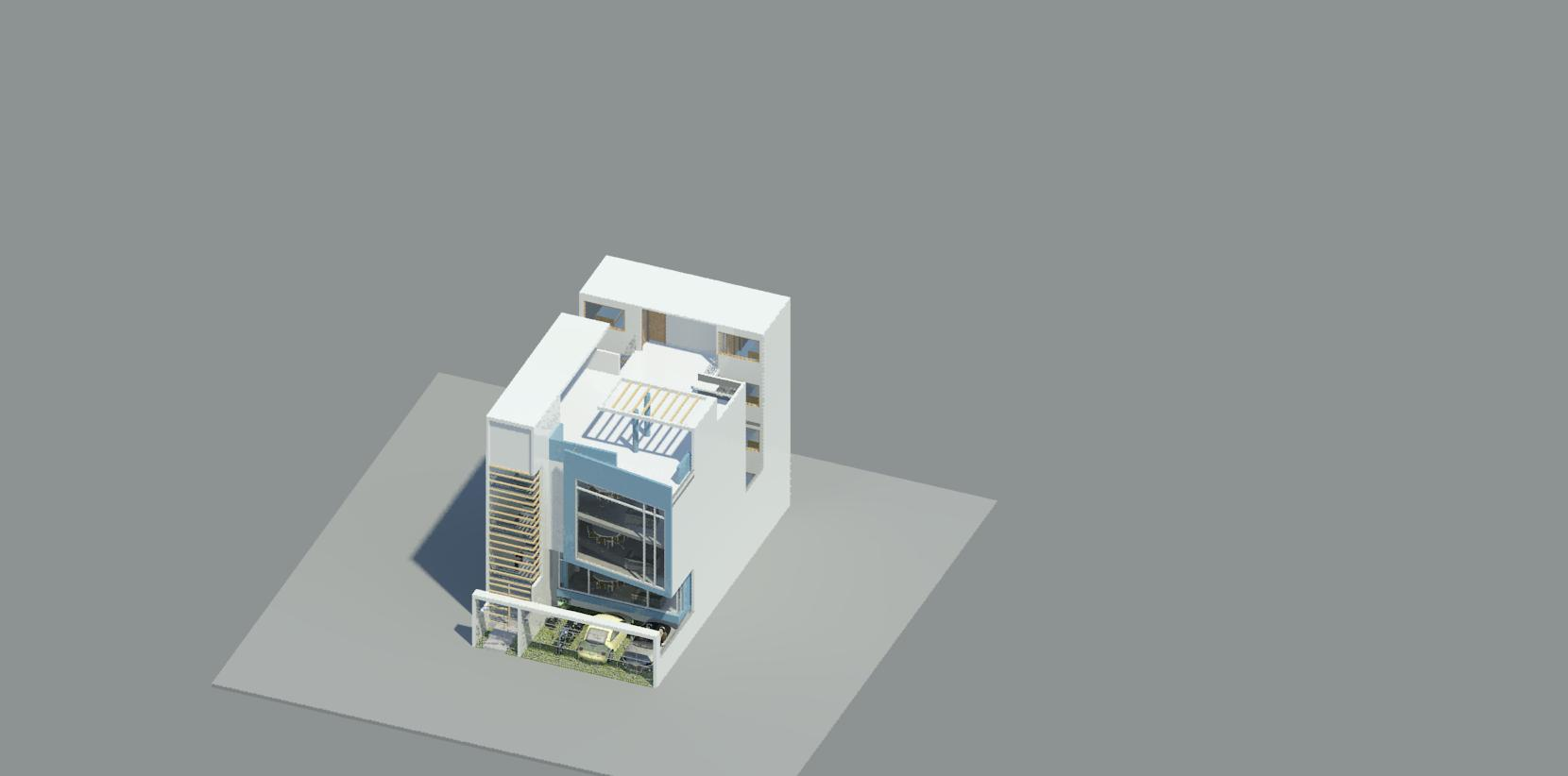 Renders Revit Architecture 2011 - Juan Pippo 20