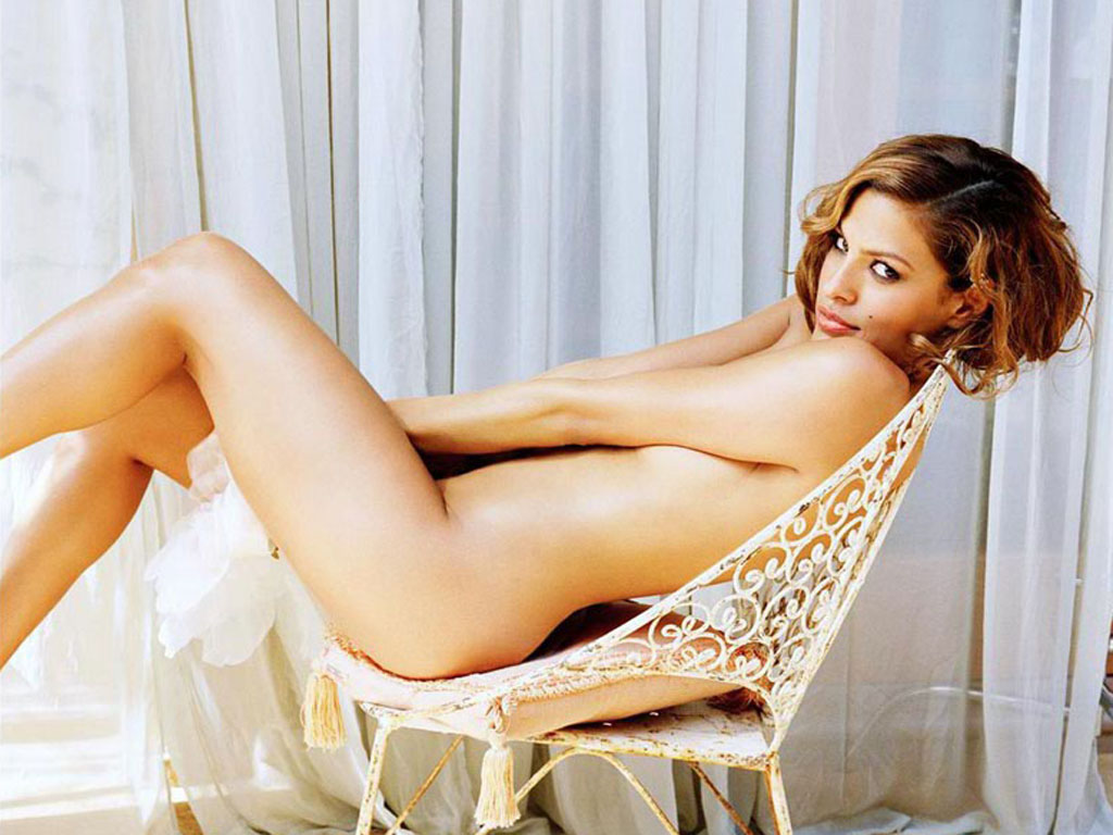 Eva Mendes Nude In The Picture Training Day
