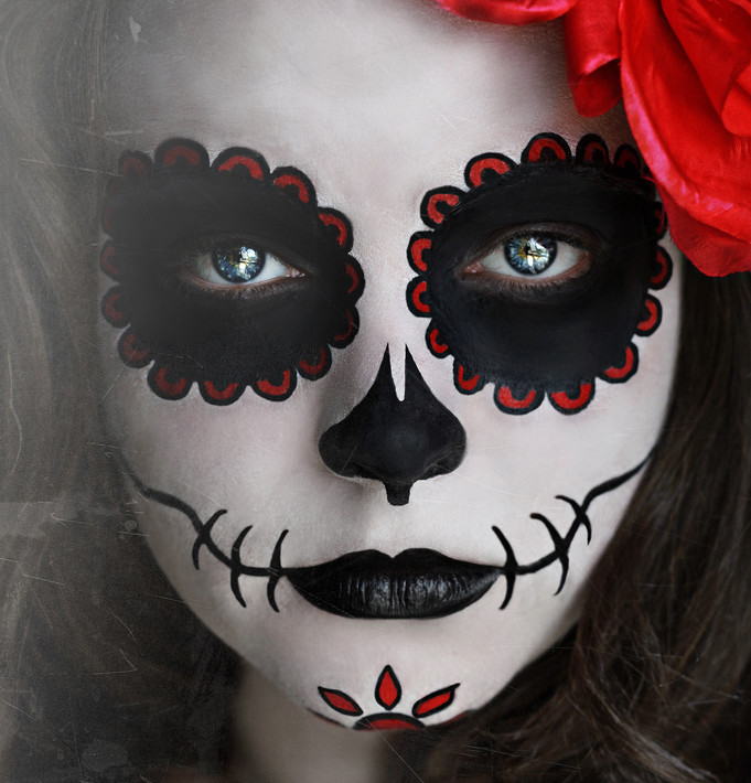 dia de los muertos catrina y lo sexi que se ven taringa. Black Bedroom Furniture Sets. Home Design Ideas