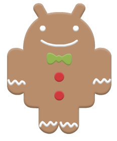 Android 2.3: Gingerbread