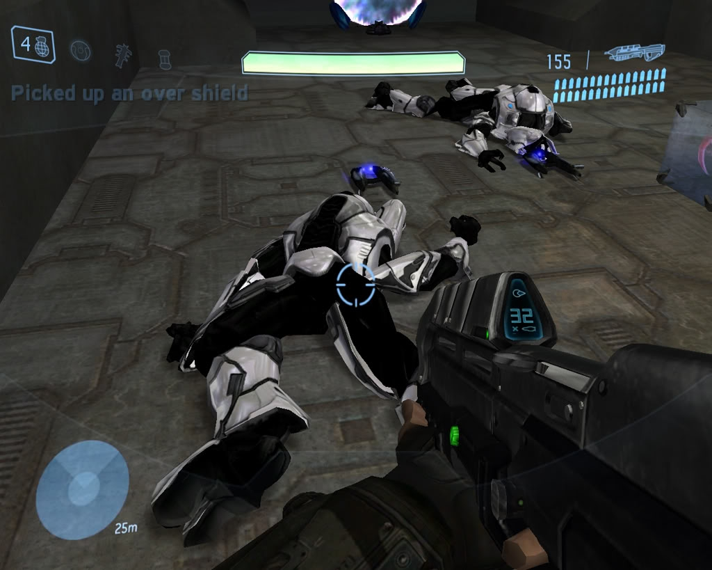 halo reach fps
